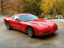 2003 C5 Z06 Anniversary Edition - Bill F.