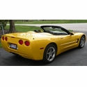 2003 Yellow Convertible - Fred F.
