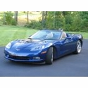2006 Blue C6 Convertible - Chris A.