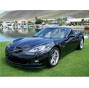 2008 Black Z06 Blew X U - Ed S.