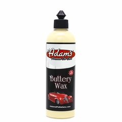 Adam's Polishes - Buttery Car Wax (16 oz)