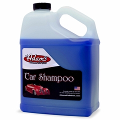 Adam's Polishes - Car Wash Shampoo (1-Gallon)
