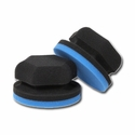 Adam's Polishes - Hex-Grip Polish Applicator (Blue)