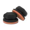 Adam's Polishes - Hex-Grip Polish Applicator (Orange)