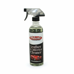 Adam's Polishes - Leather & Interior Cleaner (16 oz)