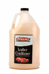 Adam's Polishes - Leather & Interior Conditioner (1-Gallon)