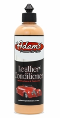 Adam's Polishes - Leather & Interior Conditioner (16 oz)