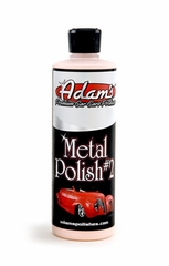 Adam's Polishes - Metal Polish #2 (16 oz)