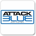 Attack Blue Intakes & Induction