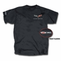 Black Z06 505HP Logo T-Shirt