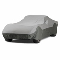 C3 Corvette Indoor Car Cover - 25th Silver Anniversary