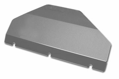 C4 1990-1996 Corvette Air Filter Housing Top Cover - Stainless Steel
