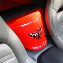 C5 Corvette Coupe Waterfall - Custom Painted