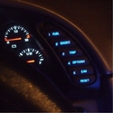 C5 Corvette HUD/DIC/WINDOW SWITCH Interior LED Light Package - Custom LED Lighting C5-COMB-15