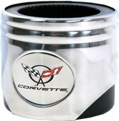 C5 Corvette Piston Can Koozie