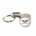 C5 Corvette Piston Keychain