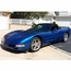 C5 & Z06 Corvette Fiberglass Extended Rear Spoiler - click to enlarge