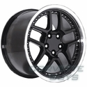 C5 Z06 Motorsport Style Wheel - Black (18x9.5)
