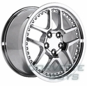 C5 Z06 Motorsport Style Wheel - Chrome (18x10.5)