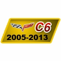 C6, C6 Z06, C6 ZR1 & C6 Grand Sport New Products (2005-13)