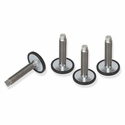 C6-C7 Corvette Lowering Bolts - Front & Rear (Set)
