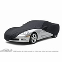 C6 Corvette Car Cover - Stretch Satin / Grand Sport Convertible