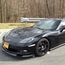C6 Corvette Carbon Fiber ZR1 Style Front Splitter - click to enlarge