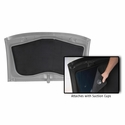 C6 Corvette Coupe Headliner Black-Out Roof Panel