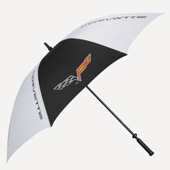 C6 Corvette Golf Umbrella