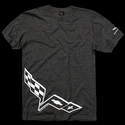 C6 Corvette Logo Wrap T-Shirt 2005-2013