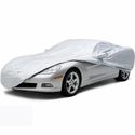 C6 Grand Sport Corvette Car Cover - Silver Guard Plus