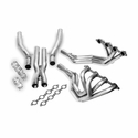 C6 LS2/LS3 Corvette Headers - Borla Long Tube