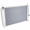 C6 ZR1 Corvette Radiator Direct Fit Aluminum