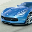 C7 Corvette ACS-Z06 Splitter w/Winglet : Stingray, Z06