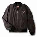 C7 Corvette - Aviator Jacket with C7 Emblem