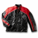 C7 Corvette - Black and Red Stingray Inlay Jacket