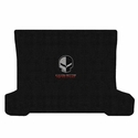 C7 Corvette Cargo Mat - Lloyds Mats - Corvette Racing Script and Jake Logo