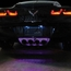 C7 Corvette Exhaust LED Lighting Kit - click to enlarge