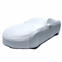 C7 Corvette - Indoor Super Stretch Car Cover - Arctic White : Stingray, Z51, Z06