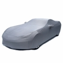 C7 Corvette - Indoor Super Stretch Car Cover - Blade Silver Metallic : Stingray, Z51, Z06