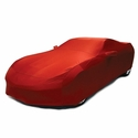 C7 Corvette - Indoor Super Stretch Car Cover - Daytona Sunrise Orange : Stingray, Z51, Z06