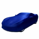 C7 Corvette - Indoor Super Stretch Car Cover - Laguna Blue : Stingray, Z51, Z06
