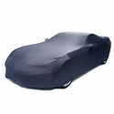 C7 Corvette - Indoor Super Stretch Car Cover - Shark Gray : Stingray, Z51, Z06