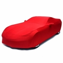 C7 Corvette - Indoor Super Stretch Car Cover - Torch Red : Stingray, Z51, Z06