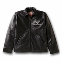 C7 Corvette - Lambskin Fashion Jacket with C7 Emblem
