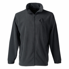 C7 Corvette Nantucket Full-Zip Microfleece Stingray Logo Jacket