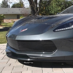 C7 Corvette One Piece Lower Valance Grille