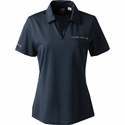C7 Corvette Polo - Ladies Drytec Medina ONYX