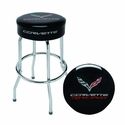 C7 Corvette Racing Counter/Pub Stool
