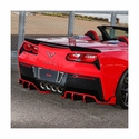 C7 Corvette - Revorix Rear Diffuser 2 pc. : Stingray, Z51